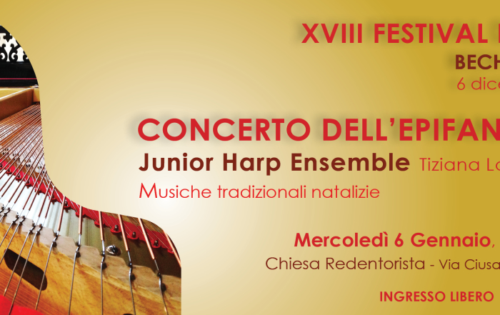 Concerto dell'Epifania – XVIII Festival d'Autunno